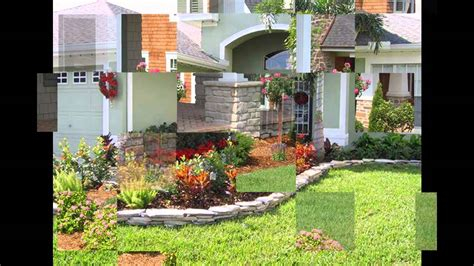 home landscaping images home landscape ideas for small front yard youtube