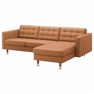 morabo sofa with chaise grann bomstad golden brown