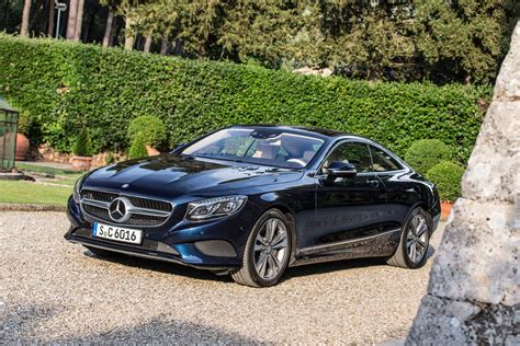 2015 Mercedes-benz S-class Coupe First Drive