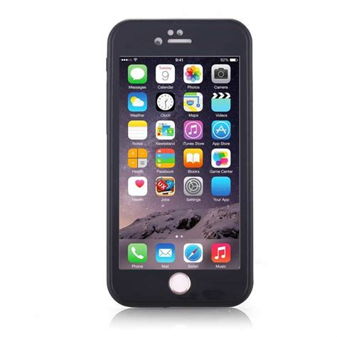 Waterproof iPhone 7 Case Black $19.99 Free Shipping