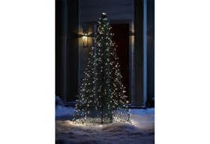 versatile fold flat christmas tree 6 ft sharper image