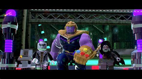 control  mad titan thanos    avengers