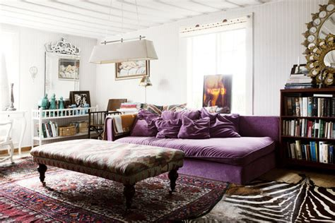 Purple Couch Photos, Design, Ideas, Remodel, And Decor  Lonny. Decorative Table Legs. Rooms For Rent In Garden Grove. Wedding Flowers Decoration. Decorative Bowls. Decor Wallpaper. Personal Steam Room. Furniture For Small Living Rooms. How Do You Soundproof A Room
