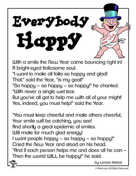 happy poetry   years woo jr kids