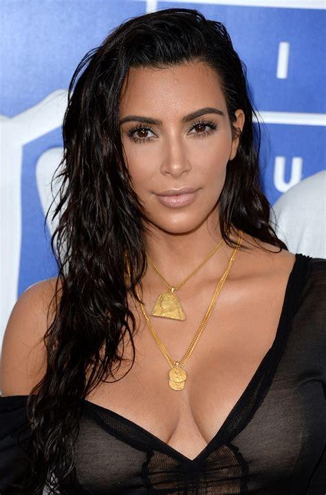 Kim Kardashian VMA hair: The 'do that gave us serious mane