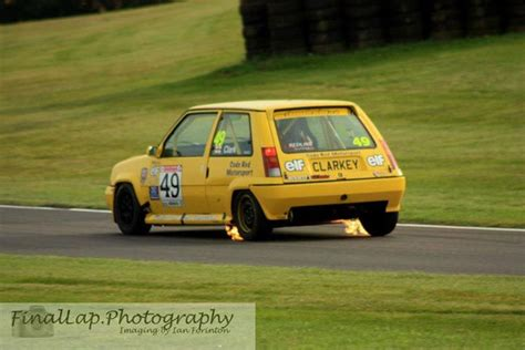Renault 5 Gt Turbo Race Car Cliosport Net