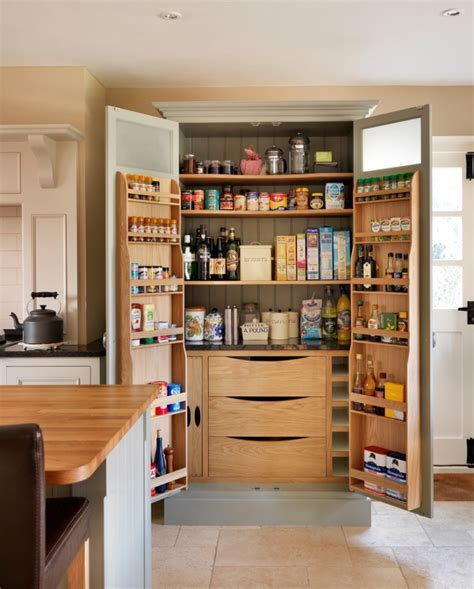 18  Kitchen Pantry Ideas, Designs   Design Trends