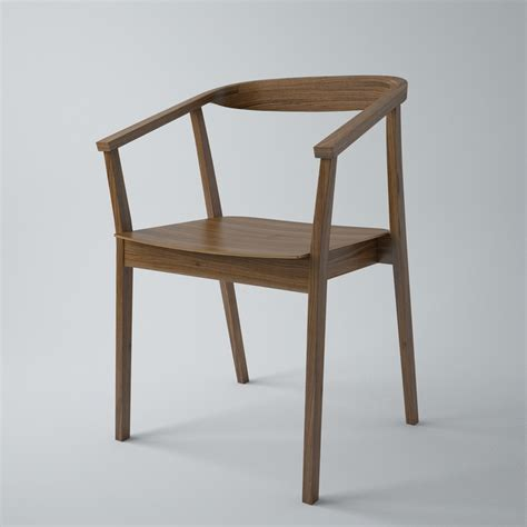 Ikea Stuhl Stockholm by Ikea Stockholm Dining Chair 3d Max