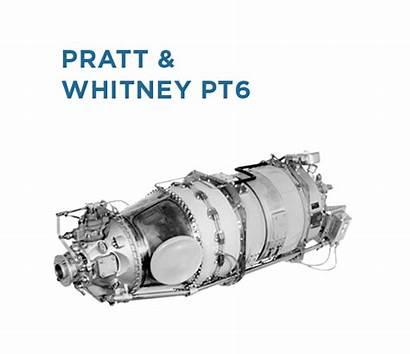 Pt6 Engine Pratt Whitney Tpe331 Turbine Honeywell
