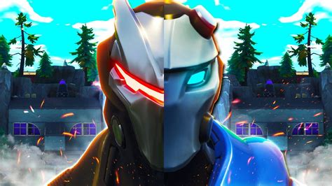 How Carbide Became Omega! (fortnite Br Movie)