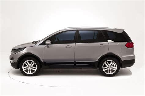 Tata Hexa Concept Side Carblogindia