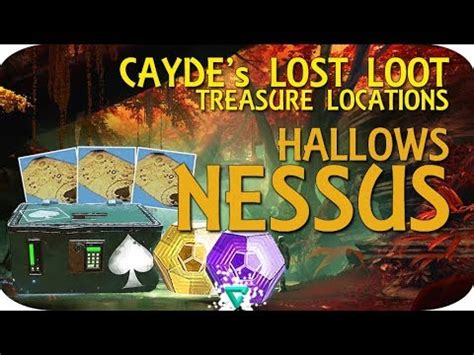destiny 2 treasure map caydes chest location hallows
