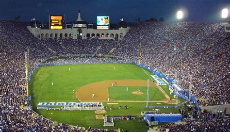 Los Angeles Coliseum - history, photos and more of the Los ...