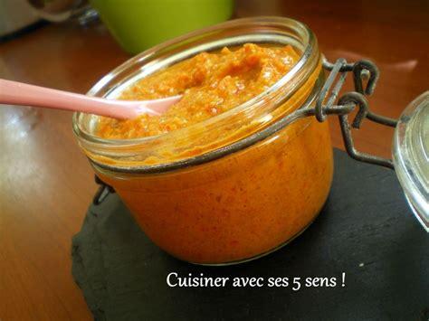 cuisiner poivron poivronade poivron en purée cuisiner avec ses 5 sens