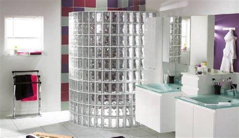 carreau de verre pour salle de bain chaios