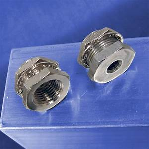 Bulkheads  Stainless Steel Fittings