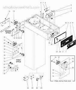 Bunn Itcb Parts List And Diagram