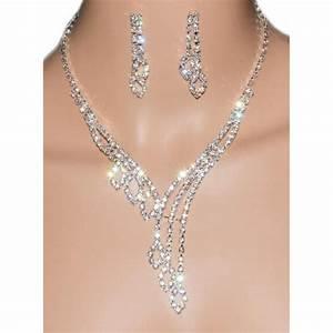 Parure bijoux pour mariage la boutique de maud for Robe pour mariage cette combinaison parure bijoux