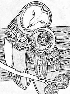 159 best images about Zentangle Owls on Pinterest ...