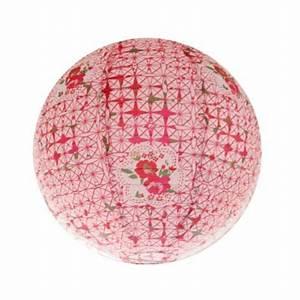 Suspension Boule Japonaise : suspension boule japonaise d coration rose liberty bjlibro013 luminaire ~ Voncanada.com Idées de Décoration
