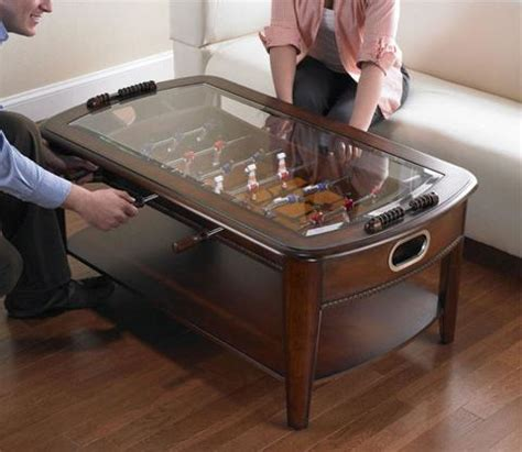 foosball table with glass top chicago gaming signature foosball coffee table foosball