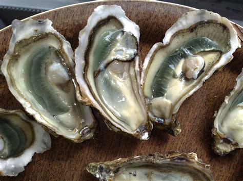 cuisiner les huitres huîtres creuses greta garbure