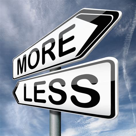 For Less by Less Vs Fewer Grammar