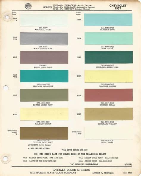 1957 chevrolet bel air larkspur blue code 795a car