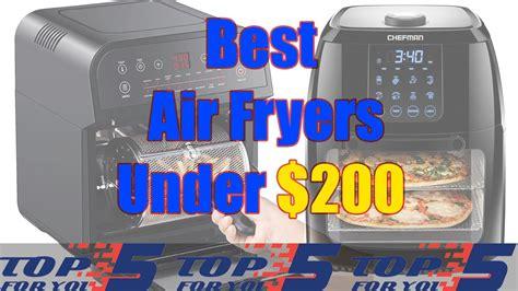 air fryers under