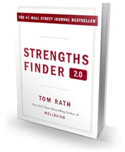 strengths for tom rath strengthsfinder quotes quotesgram
