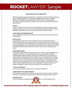 event rental agreement template facilities rental agreement With event space rental contract template