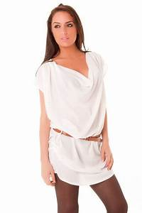 tunique blanche With robe tunique blanche