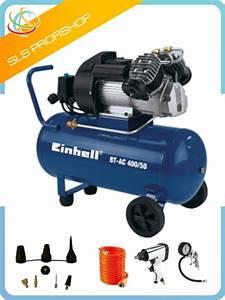 Einhell Bt Ac 400 50 : einhell druckluft kompressor bt ac 400 50 inkl 11 tlg ~ Jslefanu.com Haus und Dekorationen