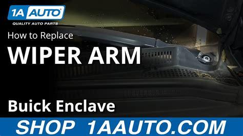 replace   buick lucerne wiper motor buick