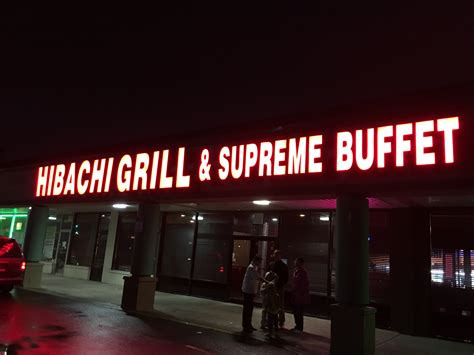 hibachi grill and supreme buffet hibachi grill and supreme buffet 690 oak tree ave south