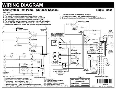Ruud Heat Pump Thermostat Wiring Diagram Free