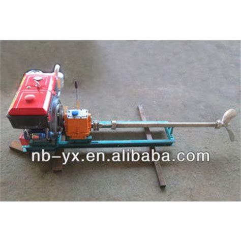 diesel engine small gearboxshaft  propeller marine