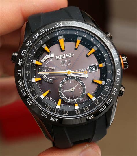 Seiko Astron Solar Gps Watch Review Iww