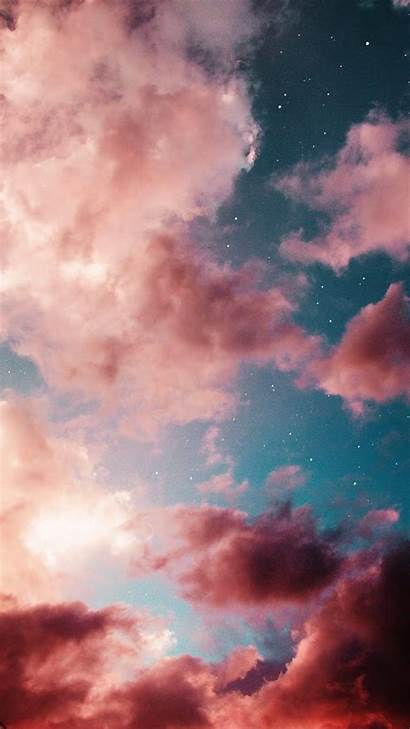 Clouds Wallpapers Aesthetic Landscape