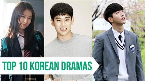 Top 10 Best New Korean Drama 2015 Youtube