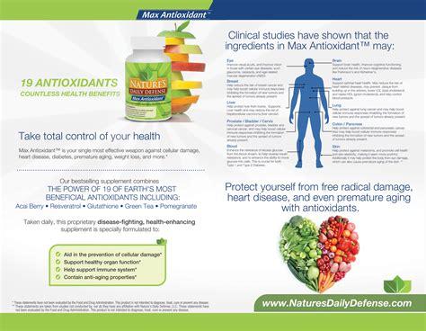 antioxidant supplement manufacturer announces expanded
