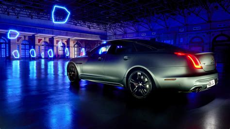Allnew Jaguar Xj To Go Electric In 2019?