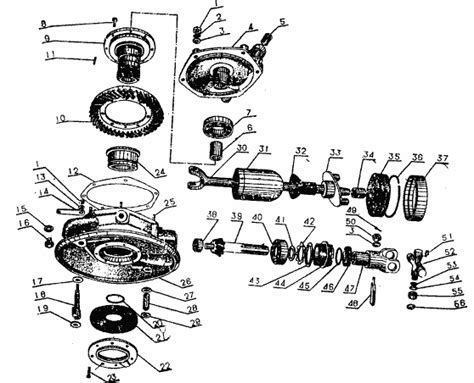 Ural Engine Diagram by Sidecar Pro Parts Manual Cj750 Rear Drive Assembly