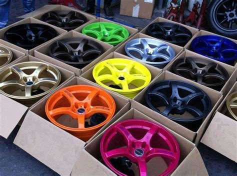 128 Best Images About Powder Coated Wheels On Pinterest