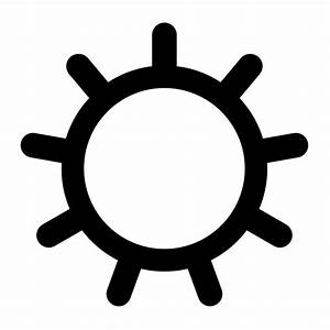 simple weather icons2 sunny   SVG(VECTOR):Public Domain ...