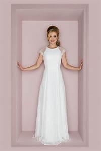 Brautkleid Vintage Schlicht : brautkleider schlicht spitze vintage k ss die braut ~ Watch28wear.com Haus und Dekorationen