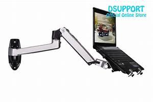 Aluminum Alloy Mechanical Spring Arm Wall Mount Laptop ...