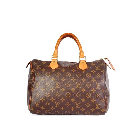 louis vuitton monogram speedy  luxity