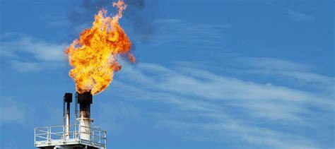Добыча природного газа