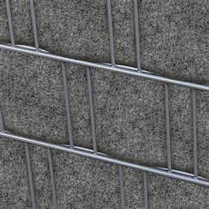 Doppelstabmattenzaun Sichtschutz Motiv : florenz grau doppelstabmatten sichtschutzstreifen ~ A.2002-acura-tl-radio.info Haus und Dekorationen